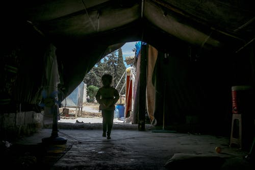 Refugee Camps For Climate DisplacedPersons