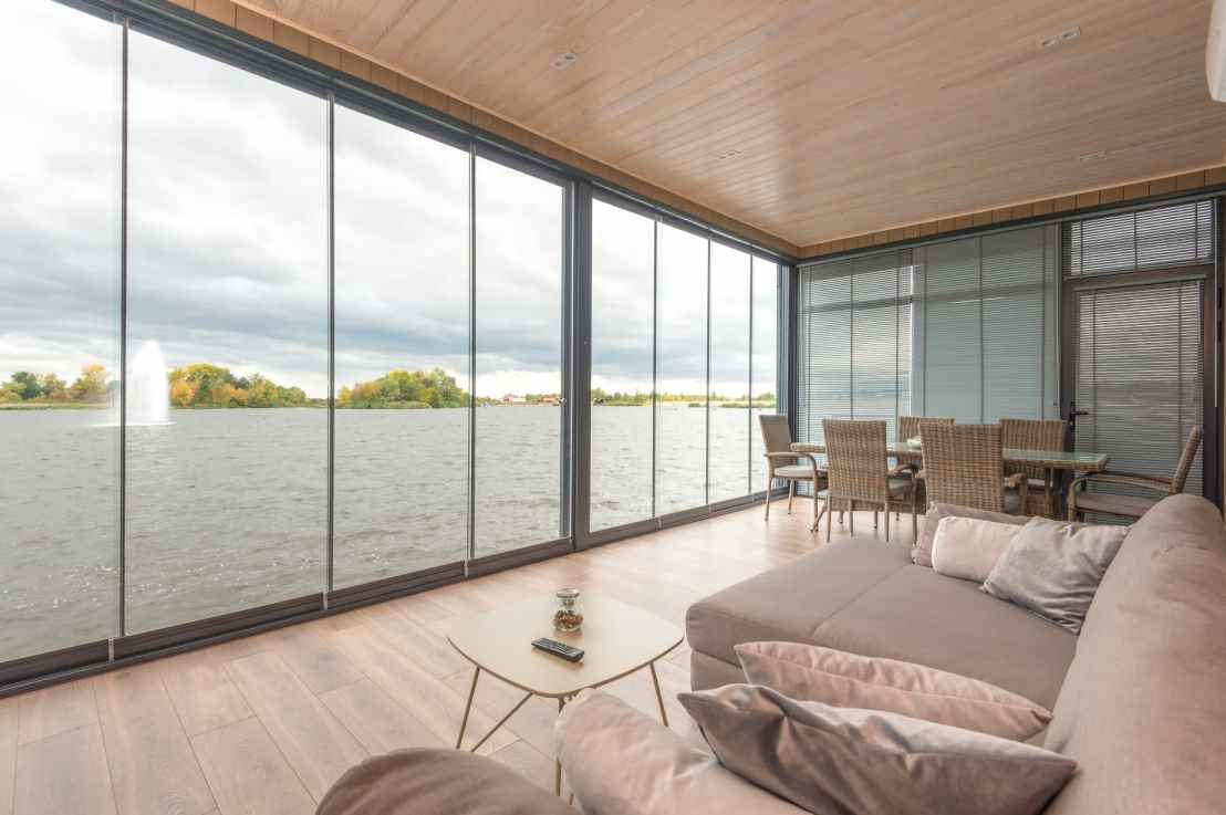 Why Floating Offices May Be Useful In the New ClimateFuture