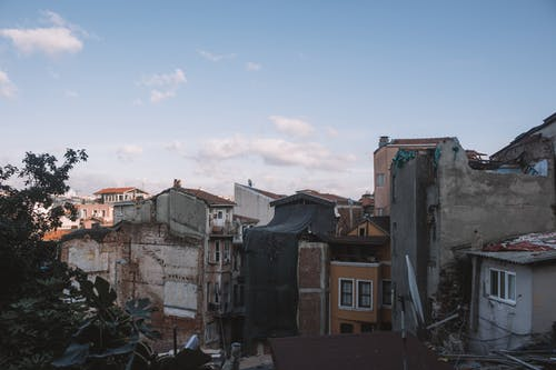 How Earthquakes Lead to HousingShortages